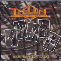 RECON - Behind Enemy Lines - Heavy Metal for fans of Iron Maiden