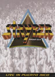 STRYPER - Greatest Hits - Limited Edition DVD