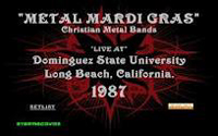 Metal Mardi Gras - The first Christian Metal Festival